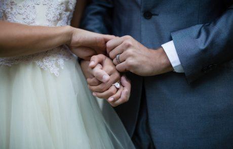 Ministrstvo izdalo dovoljenje za sklenitve zakonskih in partnerskih zvez ob prisotnosti zgolj para in matičarja