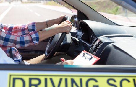 Celje: Pijan na izpitno vožnjo