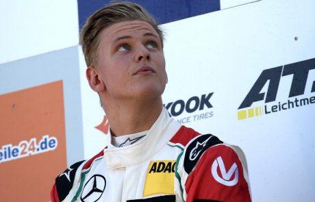 Mick Schumacher bo na Hockenheimu vozil očetov Ferrari, s katerim je ta pred 15 leti postal svetovni prvak