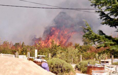 Na Braču izbruhnilo več požarov