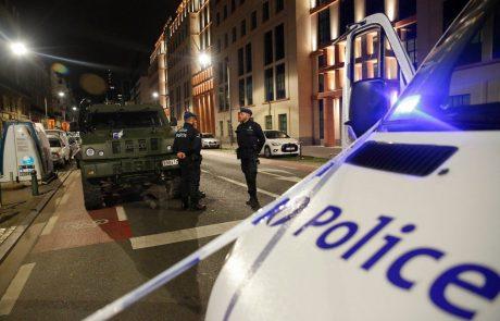 Prijeli osumljenca za sodelovanje pri terorističnih napadih v Bruslju