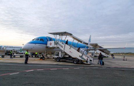 S torkom znova dovoljen potniški letalski promet