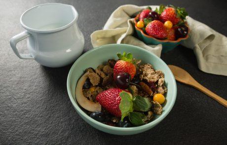 Dan začnite s sadnim zajtrkom! Mi imamo nekaj okusnih idej …
