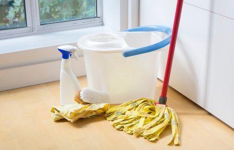 Najboljši triki za spomladansko čiščenje