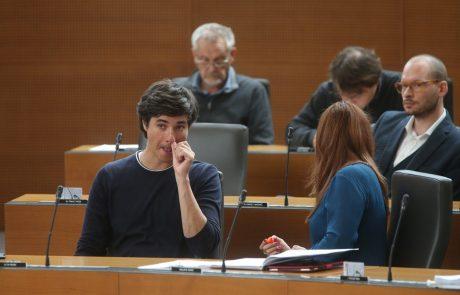 Levica: Slovenija mora vztrajati pri arbitražni razsodbi. Videli smo, da kazanje mišic nikoli ni obrodilo sadov