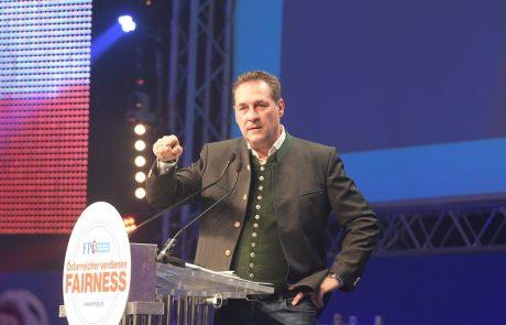 Nekdanji vodja avstrijskih svobodnjakov Strache po aferi Ibiza napovedal ustanovitev nove stranke in kandidaturo za dunajskega župana
