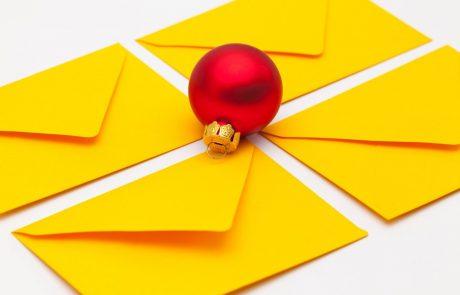 Pošta Slovenije v prazničnem času poziva k pravočasni oddaji pošiljk