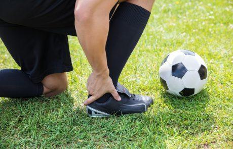 Nova spletna platforma za preprečevanje in odpravo poškodb v nogometu