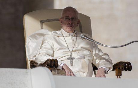 Vatikan raziskuje, kdo je v papeževem imenu všečkal seksi fotografijo Brazilke