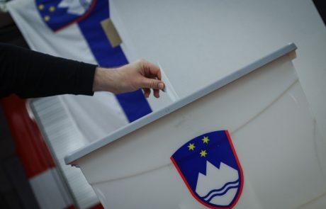 Predčasnega glasovanja se je udeležilo le 3,1 odstotka volilnih upravičencev