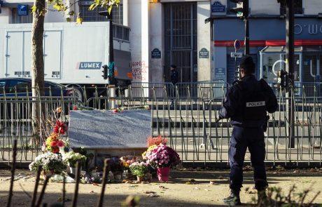 Nemčija Belgiji izročila državljana BiH, osumljenega povezave s terorističnim napadom v Parizu