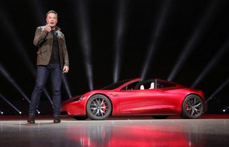 Elon Musk ne bo več vodil odbora direktorjev Tesle