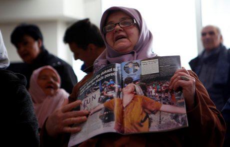 Nizozemska sedaj zmanjšala svojo odgovornost, kot so jo sprva priznanali, za pokol v Srebrenici