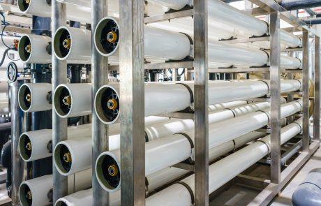Slovenija sodeluje pri gradnji obrata za razsoljevanje vode v Gazi