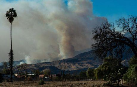 Kalifornijo poleg požarov zajel še vročinski val