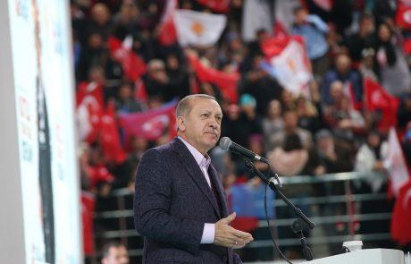 """Erdogan odločno zavrnil prekinitev ognja v Siriji: """"Imamo jasen cilj"""""""