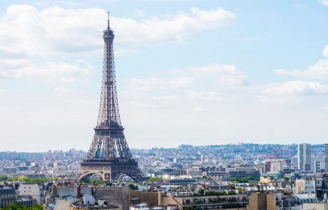 Francosko gospodarstvo se je znašlo v recesiji