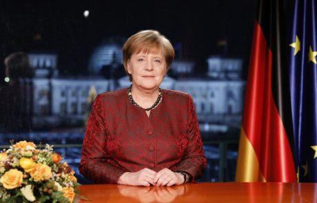 Nemci menijo, da so za Merklovo najboljši časi minili