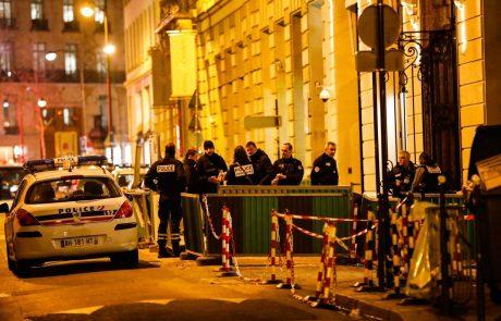 Policija našla del roparskega plena iz pariškega hotela Ritz
