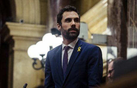 V Bruslju kljub nasprotovanju Madrida srečanje Puigdemonta in Torrenta