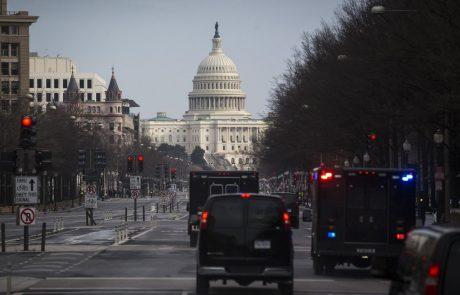 Ameriški kongres sprejel 1900 milijard dolarjev vreden paket pomoči, zdaj je na vrsti senat
