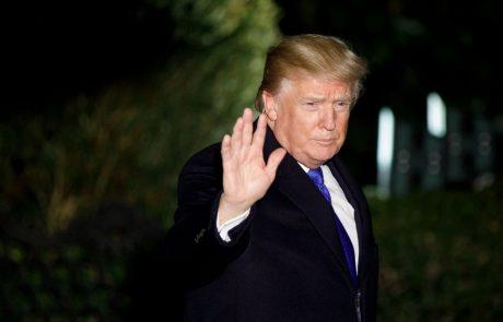 Trump se je ob robu foruma v Davosu sestal z vodjo 'usranih lukenj', kot predsednik ZDA imenuje afriške države