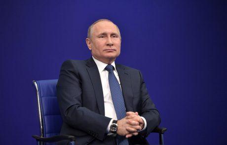 Putin preimenoval več ruskih letališč