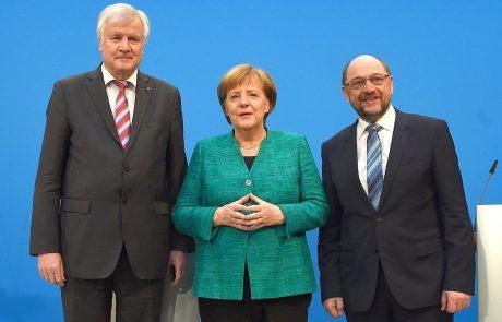 """Sodeč po prvih odzivih čaka Nemčijo """"koalicija preteklosti"""""""