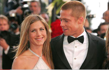 Spoznajte hčerko Brada in Jennifer, ki je nikoli nista imela