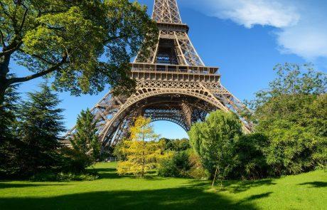 V določenih parkih v Parizu ne boste smeli več kaditi