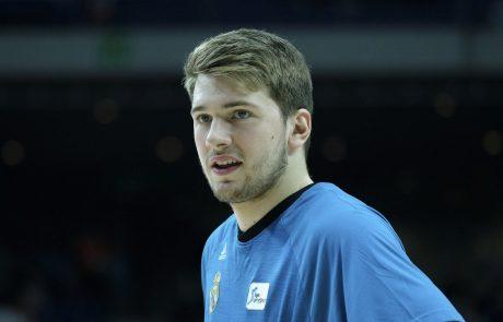 Nastop Luke Dončića na poletni ligi še negotov