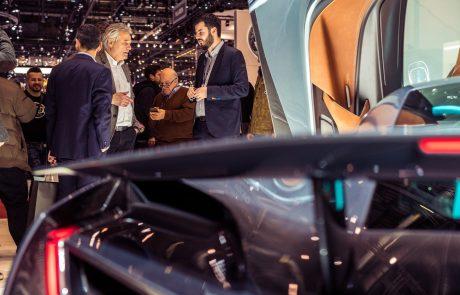 Porsche še povečal delež v hrvaški družbi Rimac Automobili