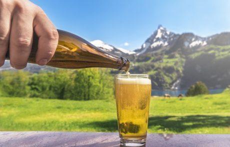 Slovenija lani izvozila za 20 odstotkov več piva