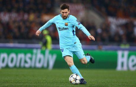 Messi s tem dejanjem še podžgal govorice o odhodu iz Katalonije