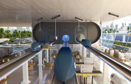 V ZDA prvič testirali revolucionarno potovalno tehnologijo s človeškimi potniki