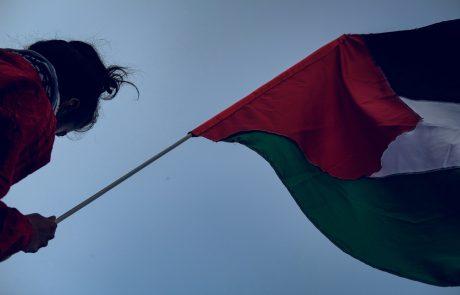 Na palestinskih ozemljih po krvavih protestih danes splošna stavka