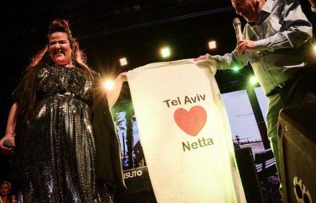 Tekmovanje za pesem Evrovizije 2019 bo gostila prestolnica Izraela