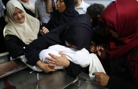 Erjavec: Nasilje v Palestini so sprožile ZDA