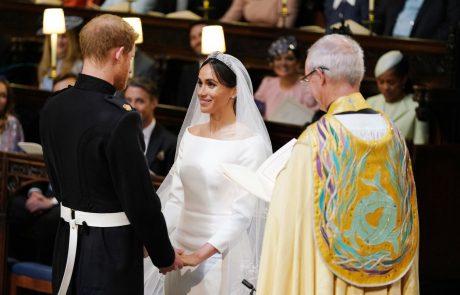 Končno se je oglasil nadškof, za katerega Meghan in Harry trdita, da ju je skrivaj poročil, in razkril pravo resnico