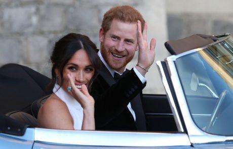 """""""Vsega imata dovolj"""": Harry in Meghan z Archiejem bežita iz ZDA"""