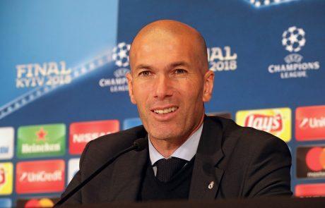 Zidane odstopil z mesta trenerja Reala Madrida le pet dni po osvojitvi tretje zaporedne lovorike v evropski ligi prvakov