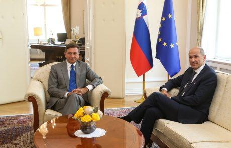 Predsednik Pahor se spreneveda glede sovražnega govora