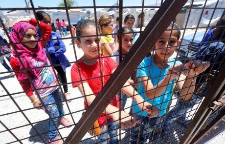 Evroposlanci pozivajo Slovenijo, naj se pridruži ostalim evropskim državam, in sprejme begunske otroke brez spremstva