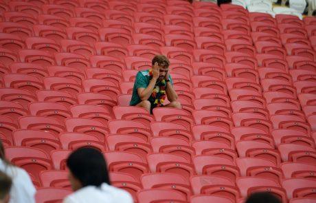 V jesenskem delu nogometnega prvenstva v Avstriji le z domačimi gledalci