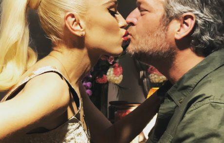 Foto: Gwen Stefani in njena sanjska poroka s sanjskim moškim