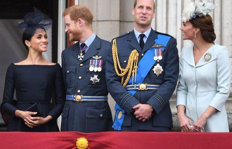 Ne prejemajo plače, a imajo milijone: Kako služijo William, Kate, Harry in Meghan