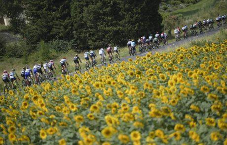 V Nici se je začela največja kolesarska preizkušnja, dirka po Franciji, kaotična uvodna etapa Toura Kristoffu