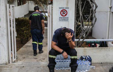 Po smrti treh gasilcev v Italiji lastnik priznal namerno eksplozijo