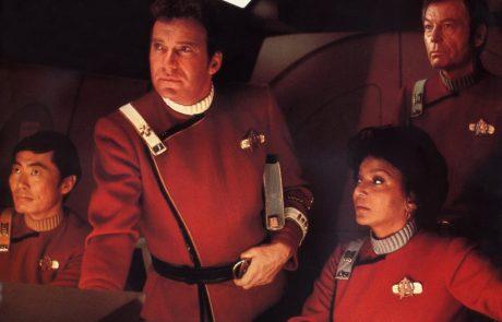 Bezosov Blue Origin bo v vesolje ponesel kapitana Kirka
