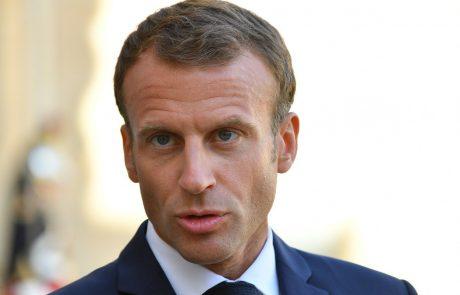 """Macron želi Notre Dame obnoviti v petih letih: """"Katedralo bomo obnovili, da bo še lepša"""""""